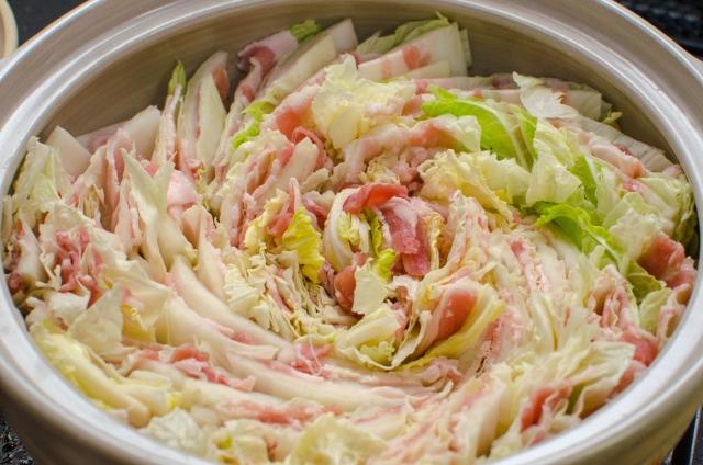 白菜のカロリー】白菜は太る!?太らない食べ方とヘルシー白菜