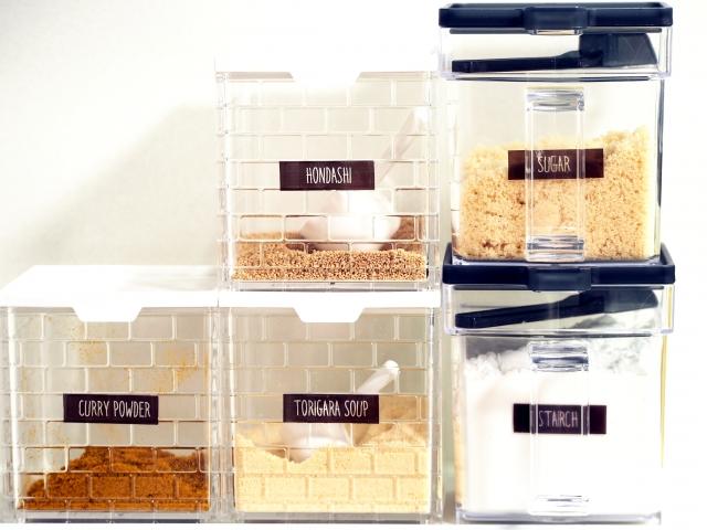 片栗粉と小麦粉のカロリーと糖質