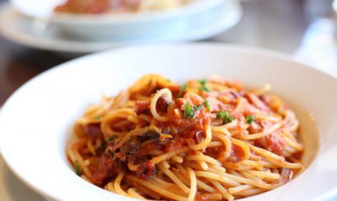 スパゲティのカロリーと糖質