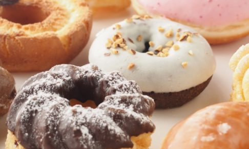 ミスタードーナツのカロリー糖質