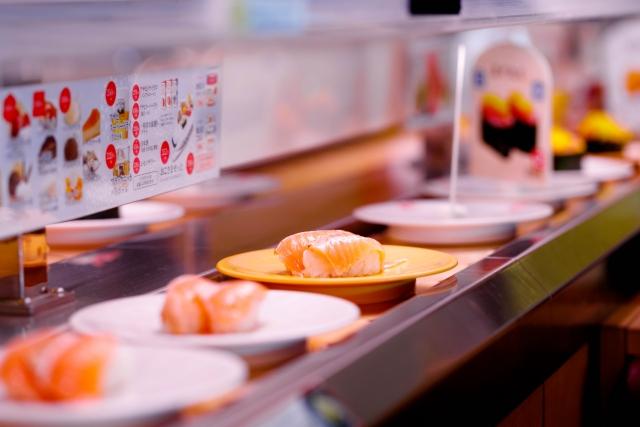 ごはんが太る!スシローのカロリーと糖質は?かっぱ寿司と比較