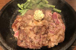 ワイルドステーキは太る!?いきなりステーキのカロリーと糖質は?部位別に比較
