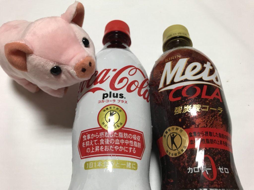 コーラはカロリー抑制中は太る!?カロリーと糖質をペプシと比較