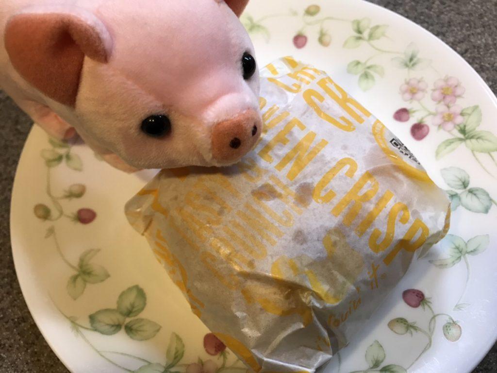 【チキンクリスプのカロリー】チキンクリスプは太る!?チキンナゲットやハンバーガーとカロリー糖質を比較