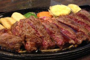 肉は太る!?ステーキのカロリーと糖質は?部位別に比較