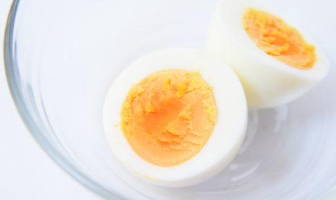 ゆで卵ダイエットとは!?痩せるやり方と成功させるポイント