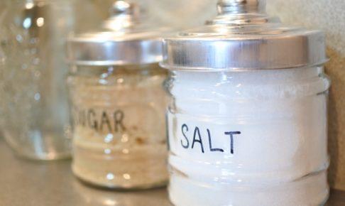 むくみ改善には塩抜きダイエット!成功するやり方と注意点