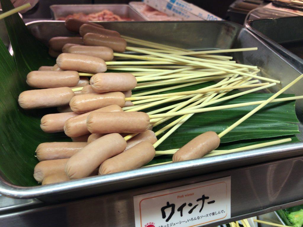 【串揚げのカロリー】串揚げは太る!?具材別にカロリー糖質を比較