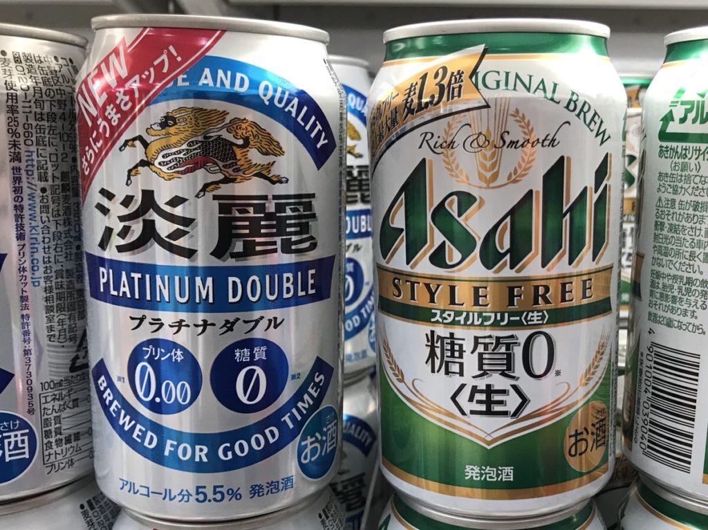 太るビールはどれ?シェイプアップビールのカロリーと糖質量を徹底比較