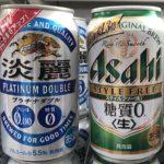 太るビールはどれ?ダイエットビールのカロリーと糖質量を徹底比較