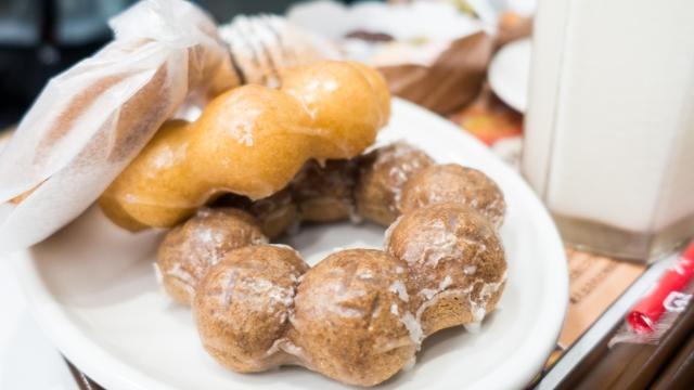 ポンデリングは太る!?カロリー糖質をミスドドドーナツと比較