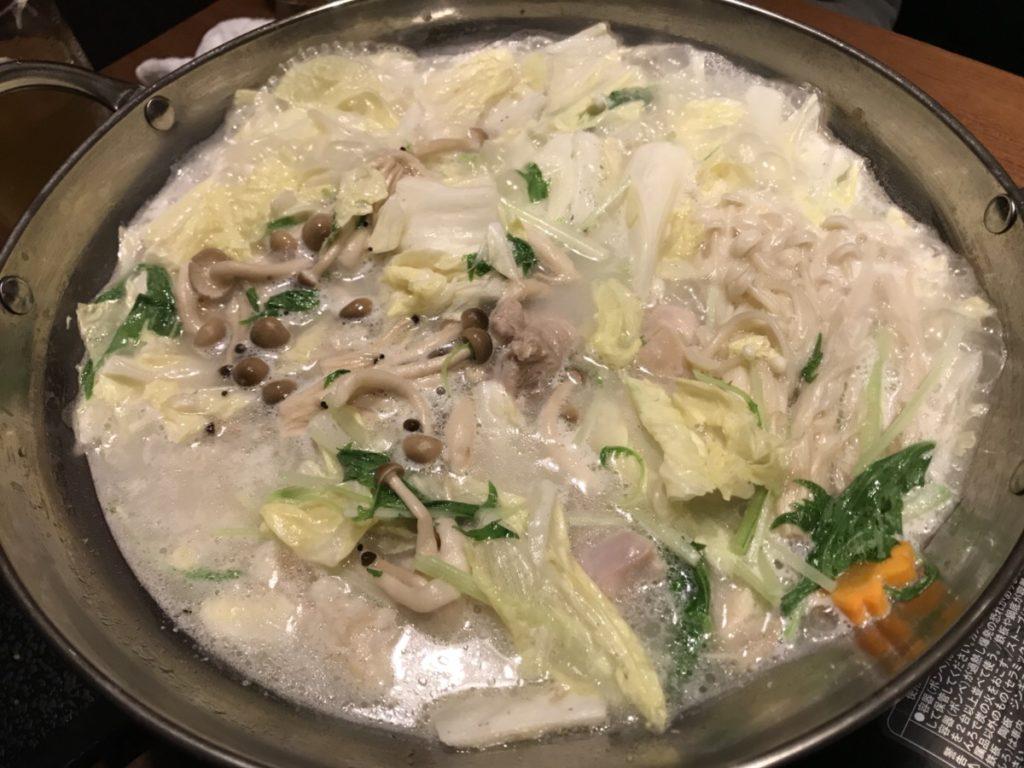 水炊きは太る!?カロリーと糖質を寄せ鍋やちゃんこ鍋と比較
