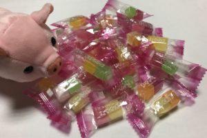 飴(キャンディー)はダイエット中だと太る!?カロリーと糖質をノンシュガーと比較