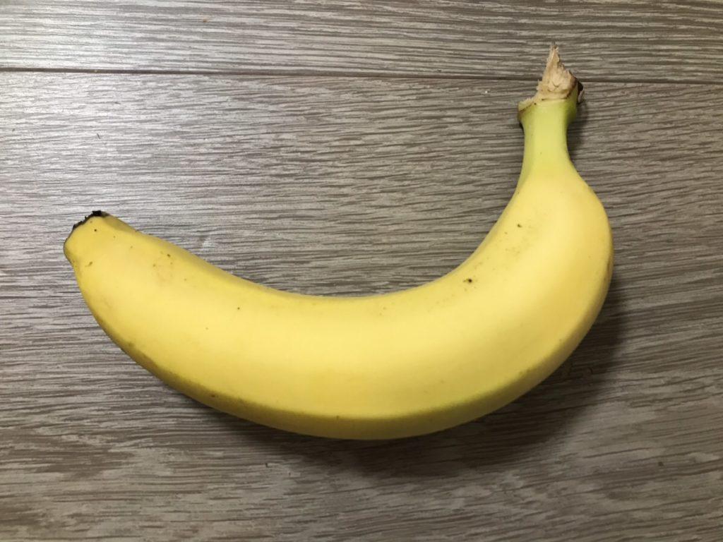 バナナを食べても太らない方法