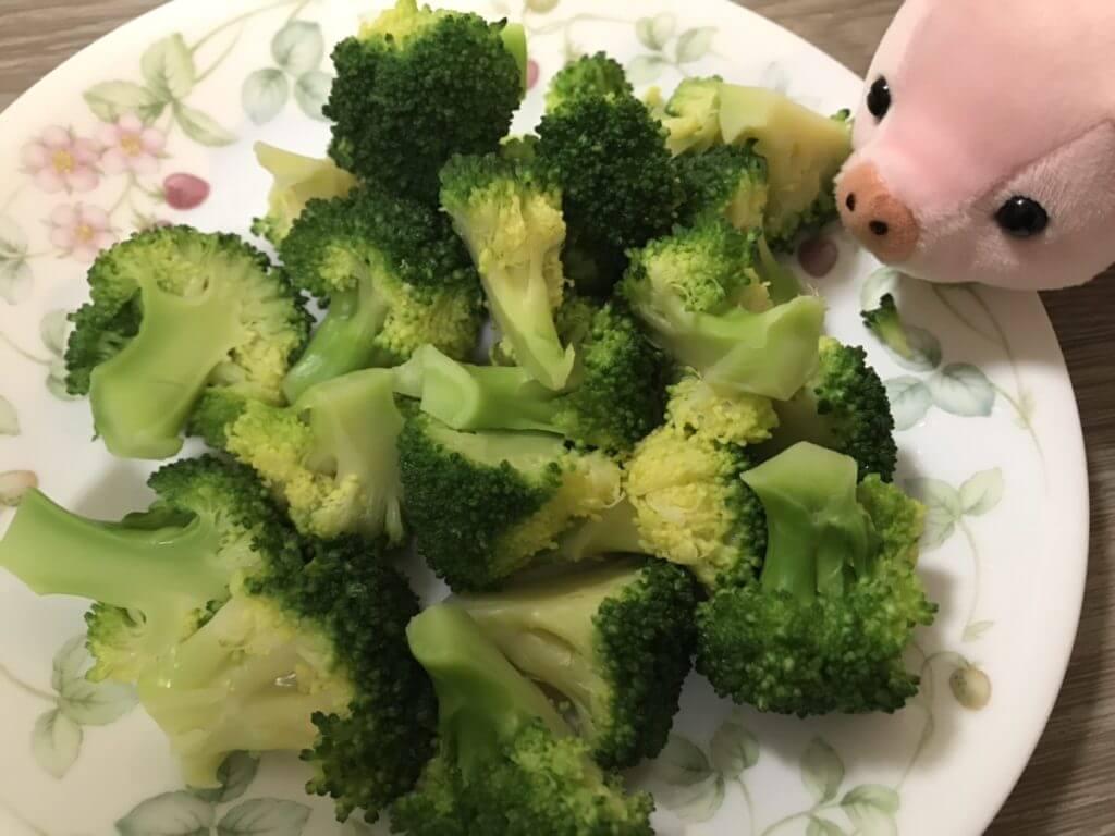 【ブロッコリーのカロリー】ブロッコリーは太る!?きゅうりやピーマンのカロリー糖質を比較