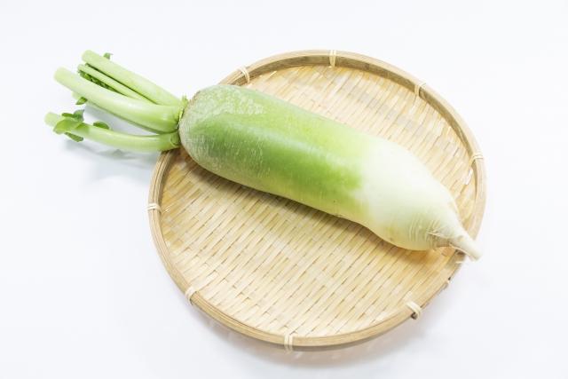 【大根のカロリー】大根は太る!?トマトやブロッコリーとカロリー糖質を比較