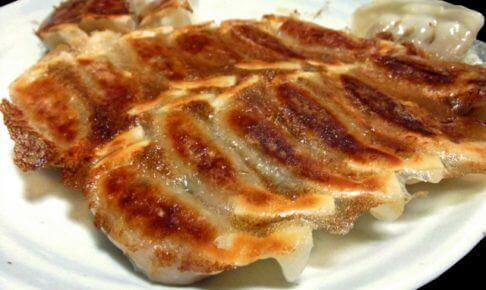【餃子のカロリー】餃子は太る!?唐揚げや生姜焼きとカロリー糖質を比較