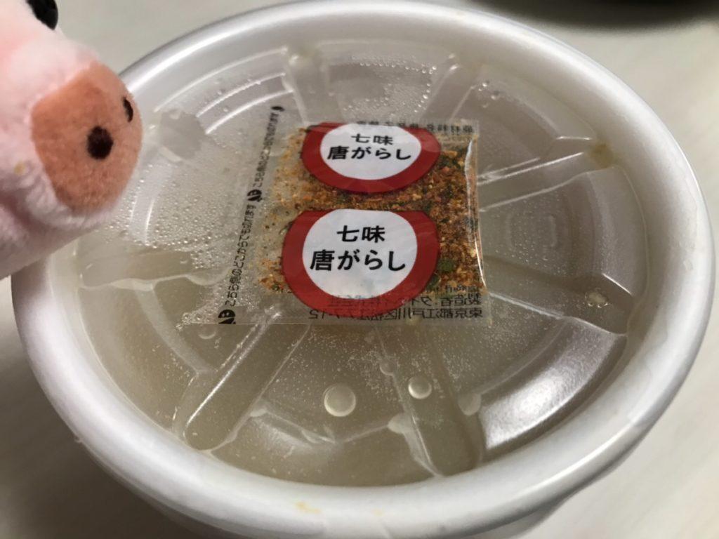 【ほっともっとメニュー】第1位 豚汁