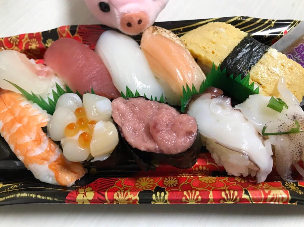 【寿司のカロリー】お寿司は太る!?うな重やカツ丼とカロリー糖質を比較