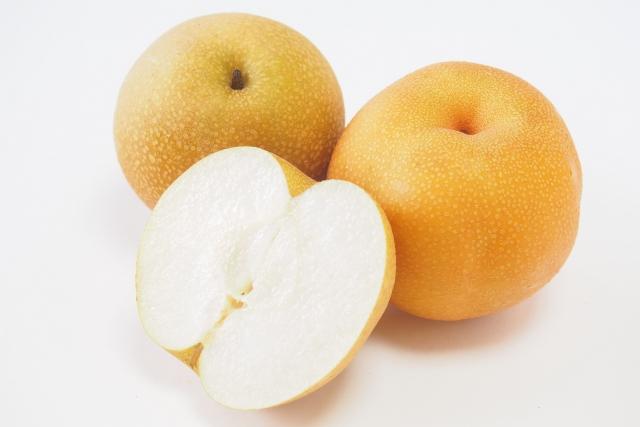 【梨のカロリー】梨は太る!?りんごや柿とカロリー糖質を比較