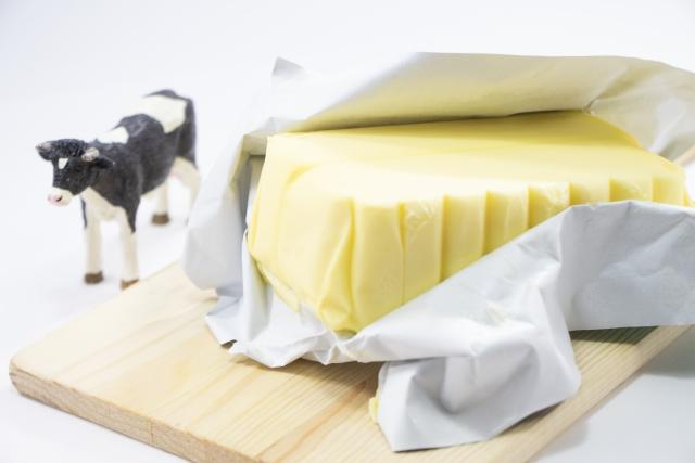 【バターのカロリー】バターは太る!?マーガリンやショートニングとカロリー糖質を比較
