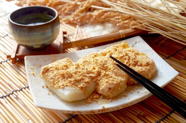 【餅のカロリー】餅は太る!?ご飯やパンとカロリー糖質を比較