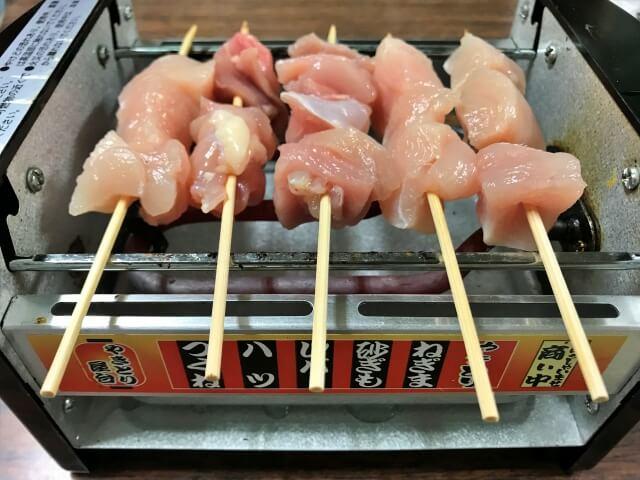 【焼き鳥のカロリー】焼き鳥は太る!?餃子や唐揚げとカロリー糖質を比較