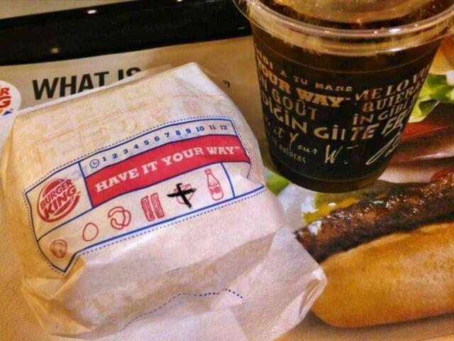 【バーガーキングのカロリー&メニュー情報】バーガーキングは太る!?マクドナルドとカロリー糖質を比較