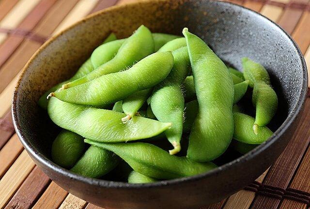 【枝豆のカロリー】枝豆は太る!?グリンピースやスナップえんどうとカロリー糖質を比較